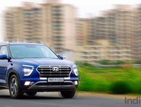 2020 Hyundai Creta Bags 14,825 Bookings In June 2020