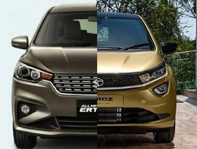 Tata Altroz-based Maruti Ertiga Rivaling MPV Likely In The Works