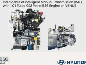 All-new Hyundai Venue iMT To Launch In July, Alongside MT & DCT