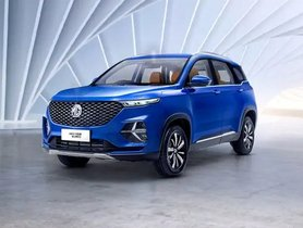 MG Hector Plus Online Booking Commences - Full Details