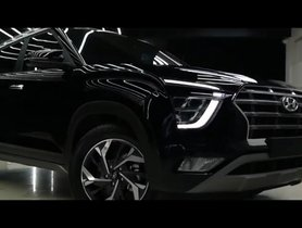 This 2020 Hyundai Creta Preserves its Shine with Ceramic Coating