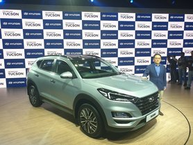Hyundai Tucson Facelift To Launch On July 14 With BS-6 Compliant Engines