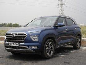 2020 Hyundai Creta Tops Sales Chart in June, Beats Kia Seltos