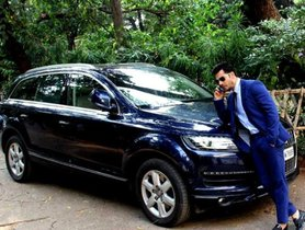 Varun Dhawan Car Collection: From Audi Q7 to Land Rover LR3