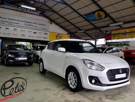 This is India's Most Powerful Maruti Swift Diesel AMT