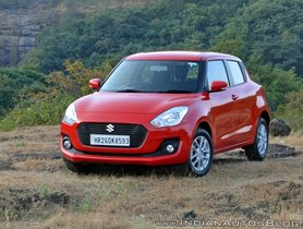 Maruti Swift Drops To Sixth Position In July's Hatchback Sales Chart