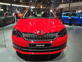 Skoda Rapid 1.0 L TSI Automatic Confirmed To Launch in September