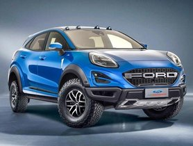 Ford Puma Raptor Looks Wild & Crazy In This Rendering
