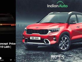 Kia Sonet Top Variant Price Revealed By Dealership