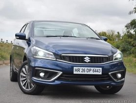 Discounts Of Up To INR 40,000 On Maruti Nexa Cars: From Baleno To Ciaz