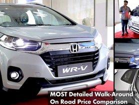 2020 Honda WR-V Facelift Detailed Walk-around Video