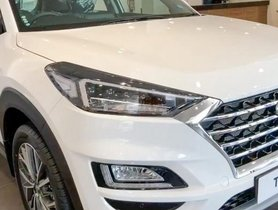2020 Hyundai Tucson Facelift Reaches Dealership