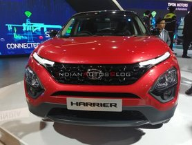New Tata Harrier Can Now Be Purchased With Up To INR 80,000 Discounts