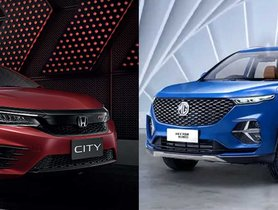 MG Hector Plus to New Honda City - 7 New Car Launches In India In July 2020