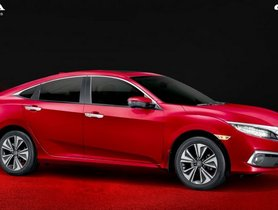 2020 Honda Civic BS6 Diesel Launched At Rs 20.75 Lakh