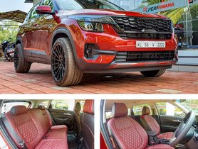 Kia Seltos HTK Easily Made To Look More Premium With Simple Modifications