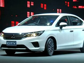 New-Gen Honda City To Launch This Week - DETAILS