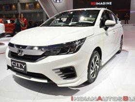 New-Gen Honda City: How The Sedan Was Designed For India