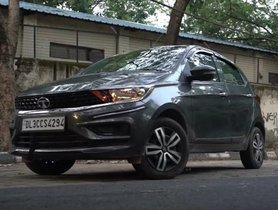 Modified Tata Tiago Facelift Looks Extra Premium