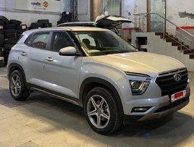 Base Model 2020 Hyundai Creta Looks FANTASTIC with 17-inch Mercedes Replica Mags