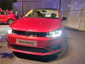 Volkswagen Vento Is Currently Available With Discounts Of Over INR 2 Lakh