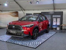 New Toyota Corolla Cross Urban Sport Trim Explained