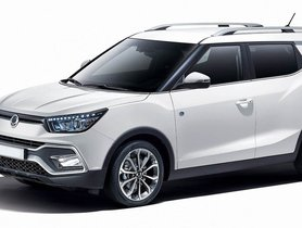 Mahindra XUV400 To Be Underpinned By Ford VX-722 Platform