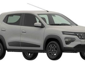 Renault Kwid Electric Patent Images Leaked, To be Sold as Dacia Spring EV In Europe