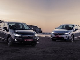 New Honda City Launched At Rs. 10.89 Lakh - Complete Details
