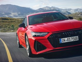 2020 Audi RS7 Sportback Launched In India, Priced at Rs 1.94 Crore