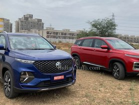 MG Hector Plus vs MG Hector - All Differences Explained