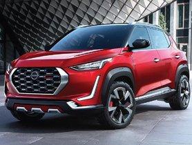 Nissan Magnite (Hyundai Venue Rival) Sheds Cover - LIVE UPDATES