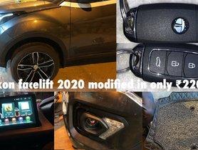 Base Model Tata Nexon Facelift Easily Made More Premium