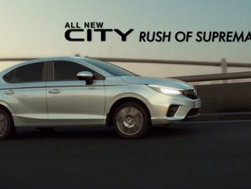 New TVC of 2020 Honda City Highlights its Party Trick