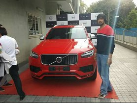 All About Kiccha Sudeep's Fabulous Car Collection