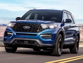 Upcoming Ford C-SUV to have Different Identity from Next-gen Mahindra XUV500