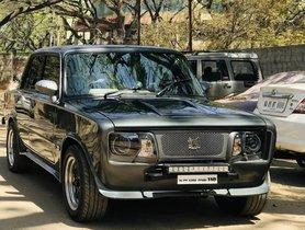 Classic Modified Premier 118 NE Sedan With Heart-warming Backstory