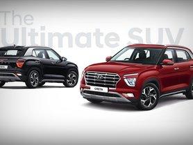 2020 Hyundai Creta Bookings Cross 45,000 Mark