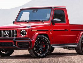 Mercedes-Benz G-Class Pickup Truck Looks Stunning In This Digital Rendering