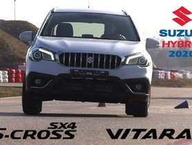 Check Out Suzuki S-Cross Hybrid in a Video From Hungary