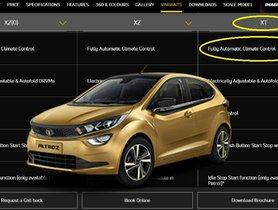 Tata Altroz XT Silently Updated With Auto Climate Control, Price Unchanged [VIDEO]