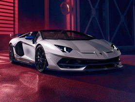 Lamborghini Aventador SVJ Xago Limited Edition Introduced