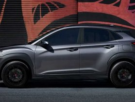 2021 Hyundai Kona Night Edition Revealed