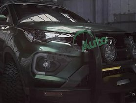 This 2020 Tata Nexon Looks Like It Can Survive The Apocalypse