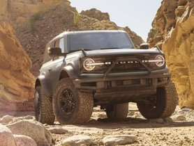 2021 Ford Bronco First Edition Production Doubles To Fulfill Increased Demand