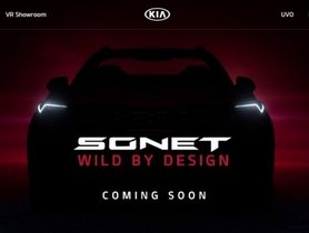 Kia Sonet Makes it to Company's Website Ahead of World Premiere on August 7