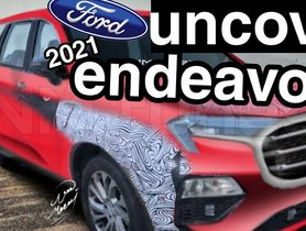 This is What the Next-gen Ford Endeavour Should Look Like
