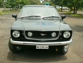 This Resto-modded Hindustan Contessa Looks Like A Ford Mustang