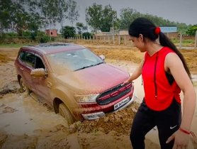 New Hyundai Creta Tries Rescuing Ford Endeavour - Here's What Happens [VIDEO]