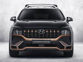 Hyundai Santa Fe To Come With N Performance Parts